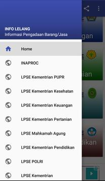 Info Lelang screenshot 3