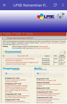 Info Lelang screenshot 4