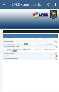 Info Lelang screenshot 5