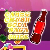 Top 10 Tips for Candy Crush Soda Saga icon