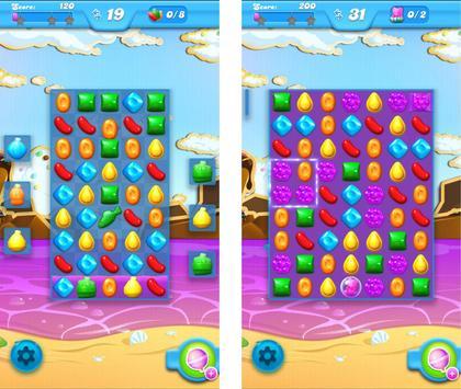 Top 10 Tips for Candy Crush Soda Saga screenshot 1