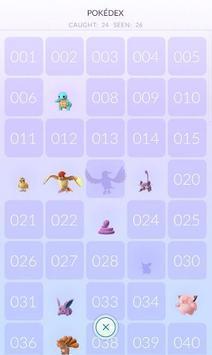 2018 Guide For Pokemon Go screenshot 1