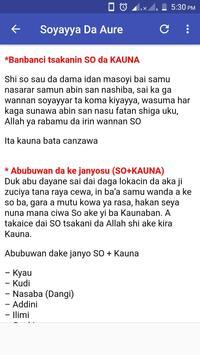 Soyayya Da Aure screenshot 1