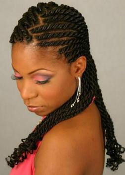 Hairstyles Afro Women screenshot 1