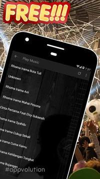 Lagu Rhoma Irama Terbaik screenshot 3