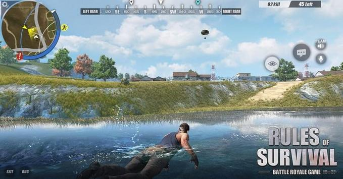 RULES OF SURVIVAL PLAY GUIDE apk screenshot