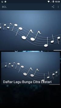 Lagu Bunga Citra Lestari Enak Di Dengar poster