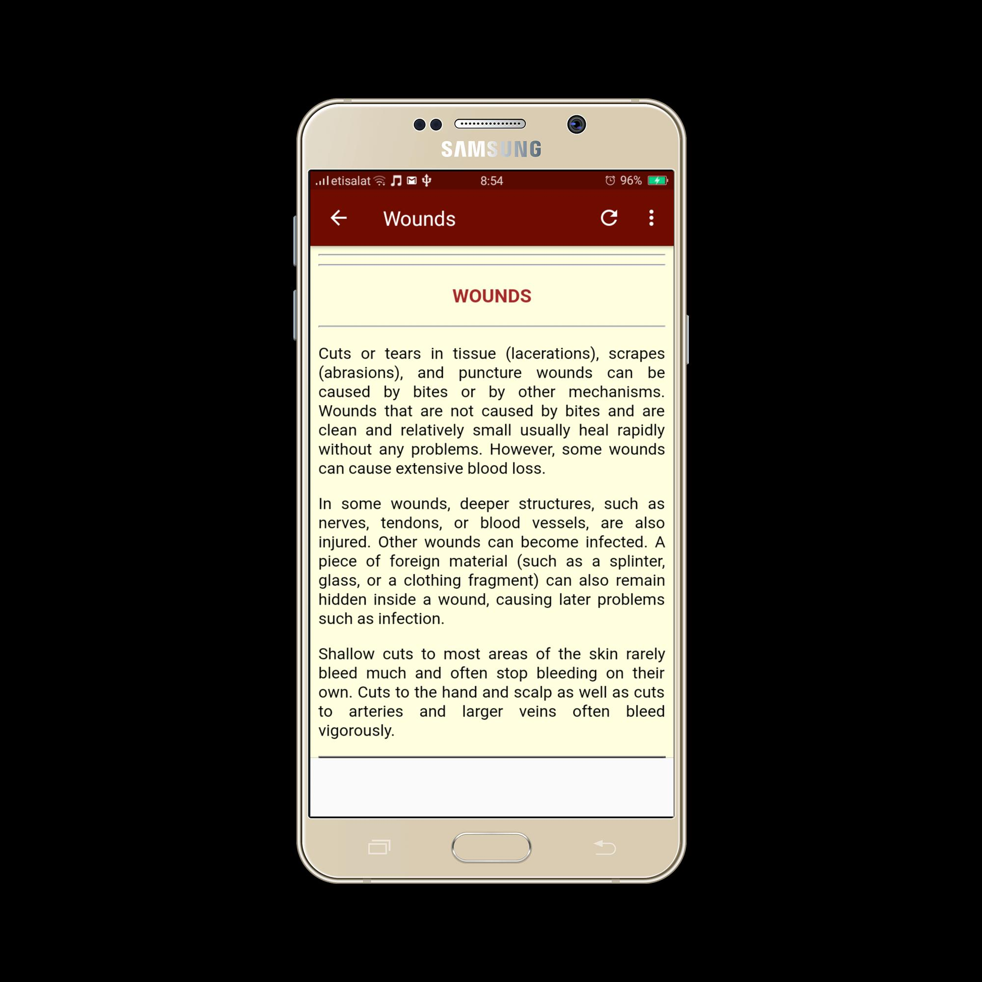 First Aid Priorities for Android - APK Download