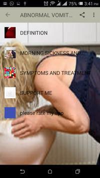 ABNORMAL VOMITING IN PREGNANCY screenshot 4
