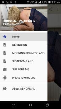 ABNORMAL VOMITING IN PREGNANCY screenshot 9