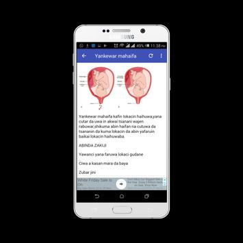 Zubar Jini Ga Mai Tsohon Ciki apk screenshot