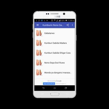Kumburin Nono Ga Masu Shayarwa screenshot 9