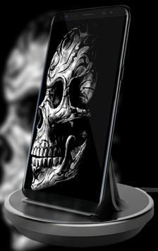 Skull Wallpaper screenshot 1