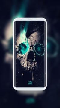 Skull Wallpaper screenshot 7