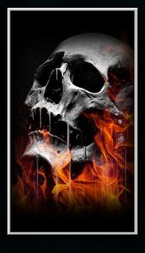 Skull Wallpaper screenshot 5