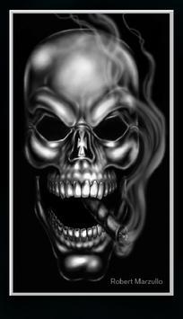 Skull Wallpaper screenshot 6