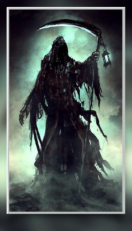... Grim Reaper HD Wallpapers screenshot 4 ...