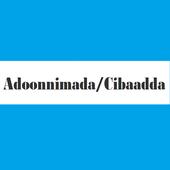 Adoonimada/Cibaadda icon
