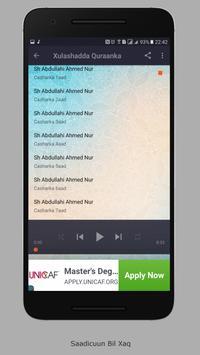Xulashada Quraanka screenshot 2