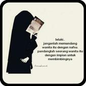 Kata Kata Muslimah icon