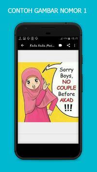 Kata Kata Muslimah screenshot 3