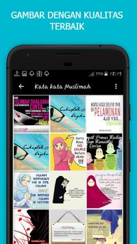 Kata Kata Muslimah screenshot 2
