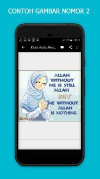 Kata Kata Muslimah screenshot 4