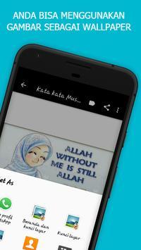 Kata Kata Muslimah screenshot 5