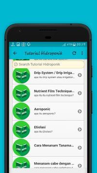 Tutorial Hidroponik screenshot 3