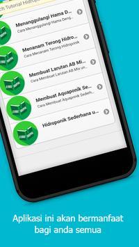 Tutorial Hidroponik screenshot 7
