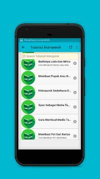 Tutorial Hidroponik screenshot 5