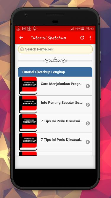 Tutorial Sketchup for Android - APK Download
