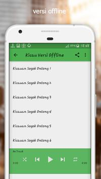Master Kicau Sogok Ontong MP3 apk screenshot
