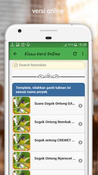 Master Kicau Sogok Ontong MP3 screenshot 2