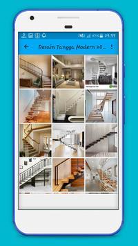 Desain Tangga Modern 2018 تصوير الشاشة 2