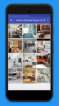 Desain Kabinet Dapur 2018 screenshot 2