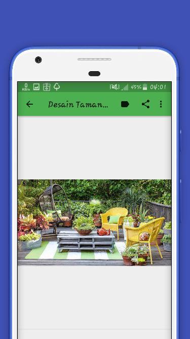 Desain Taman Rumah Modern For Android Apk Download