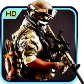 Army 3D Wallpaper For Android