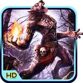 Werewolf 3D Wallpaper icon