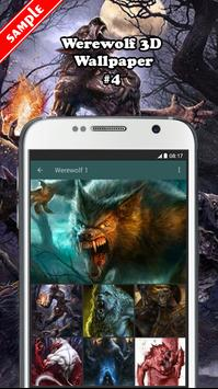 Werewolf 3D Wallpaper screenshot 3