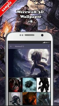 Werewolf 3D Wallpaper screenshot 7