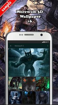 Werewolf 3D Wallpaper screenshot 5