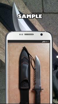 Knife Wallpaper apk screenshot