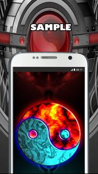 Yin Yang Wallpaper apk screenshot