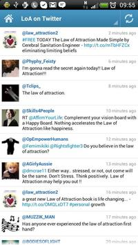 Law of Attraction - Daily Info screenshot 5