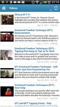 EFT - Daily info apk screenshot