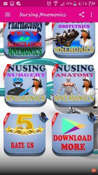Nursing Mnemonics screenshot 10