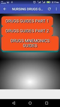 Nursing Mnemonics screenshot 2