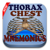 Thorax Medical Mnemonics icon