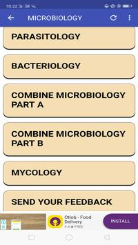 Microbiology Mnemonics screenshot 2